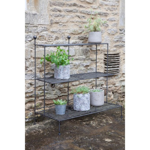 Garden Trading Barrington Plant Stand, Steel