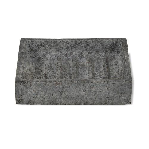Garden Trading Soap Dish, Granite