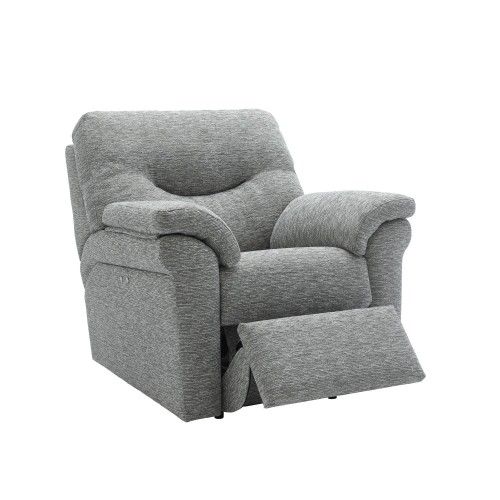 G Plan Upholstery Washington Power Recliner Chair