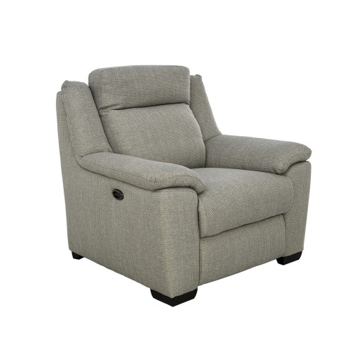 Casa Dallas Manual Recliner Fabric Chair