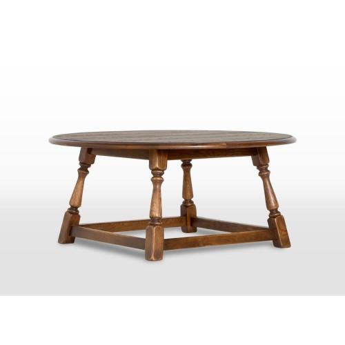 Old Charm Round Coffee Table Coffeetabl