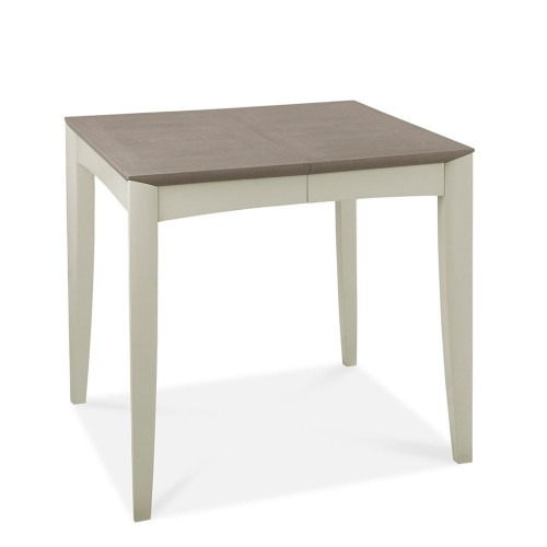 Casa Geneva 2-4 Extension Table Grey/ Oak Table