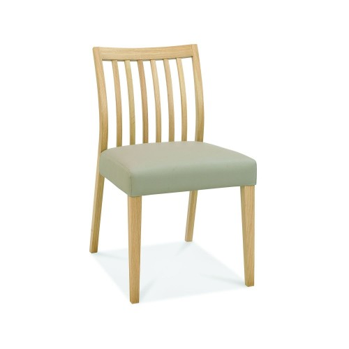 Casa Geneva Low Slat Back Dining Chair