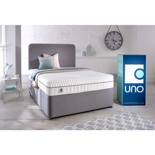 Breasley Breath Boxed Double Mattress Double