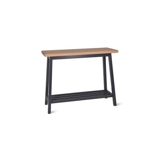 Garden Trading Clockhouse Console Table, Carbon