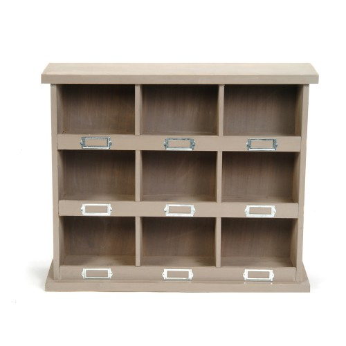 Garden Trading Chedworth Wall Unit, Spruce, Spruce