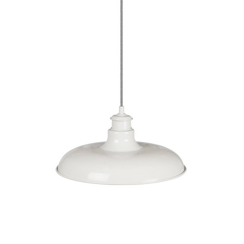 Garden Trading Toulon Pendant Light, Carbon
