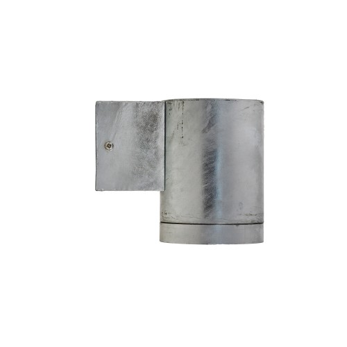 Garden Trading St Ives Down Light, Large, Galvanised Steel