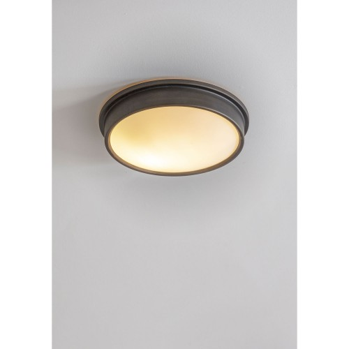 Garden Trading Ladbroke Bathroom Light, Antique Bronze