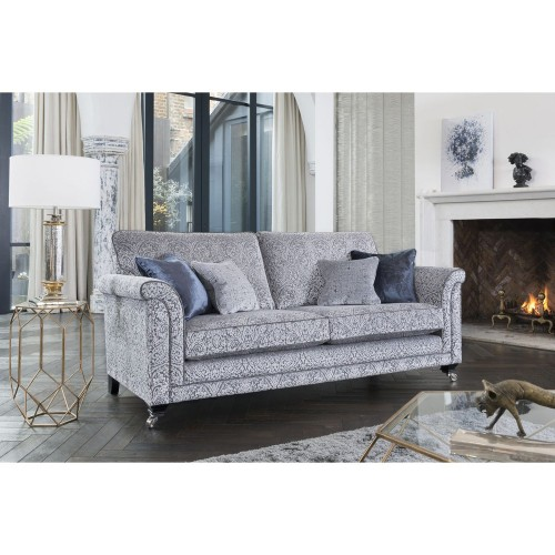 Alstons Fleming Grand Sofa 4 Seat