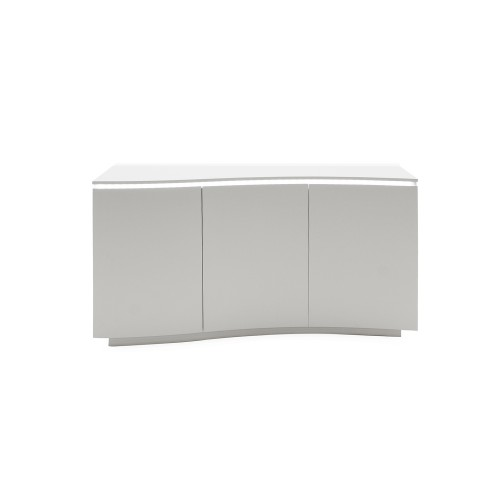 Casa Flamenco Sideboard, White Gloss