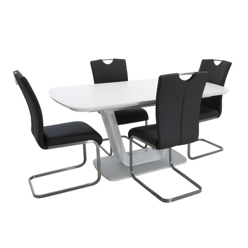 Casa Flamenco Extending Table and 4 Chairs