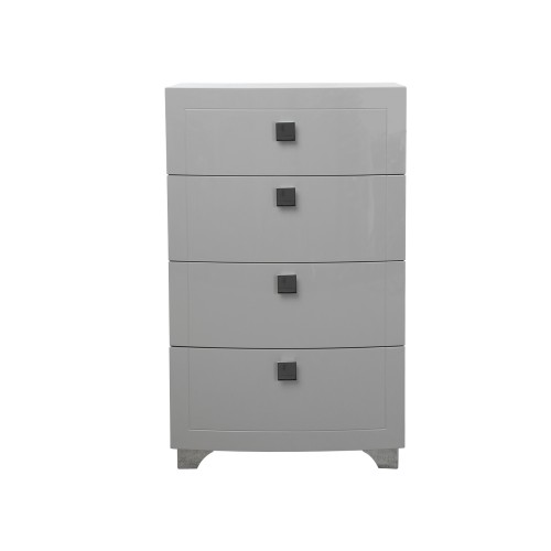 Casa Piacenza 4 Drawer Narrow  Chest of Drawers