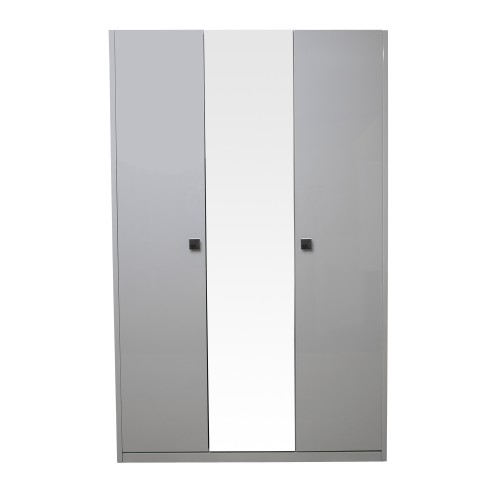 Casa Piacenza 3 Door Mirror Wardrobe