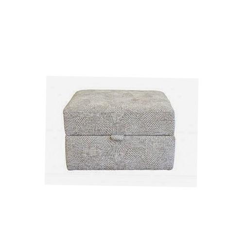 Worcester Storage Fabric Footstool