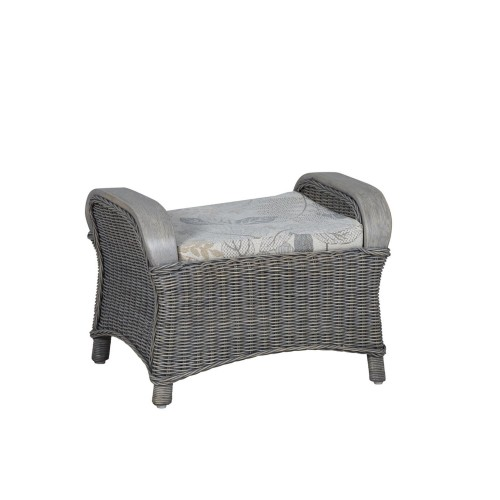 Cane Industries Eden Footstool