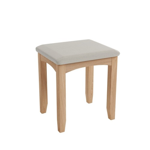 Casa Kington Stool, Brown