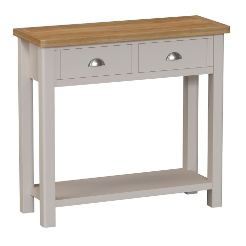 Casa Portland Console Table, Grey