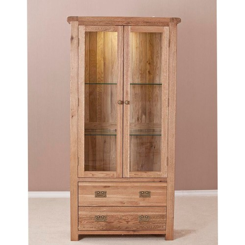 Casa Seville Glass Display Cabinet