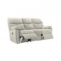 G Plan Henley 3 Seater Right Power Recliner Sofa