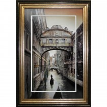 Complete Colour Don't Look Back Framed Art