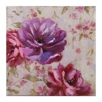 Casa French Floral Pink 80x80cm