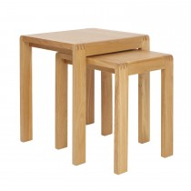 Ercol Bosco Nest Of Tables, Brown