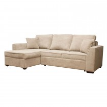Casa Maddox Right Chaise Sofa Bed