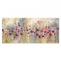 Catherine Stephenson Spring Floral Pods Oversize Framed Art, Multi