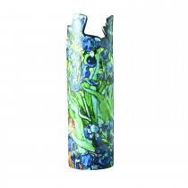 Dartington Crystal Van Gogh Irises, Multi