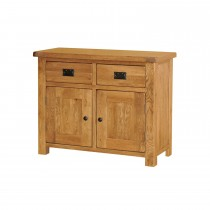 Casa Bordeaux Small Dresser Base Sideboard, Oak