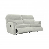 G Plan Watson 3 Seater Double Power Recliner Sofa