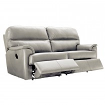 G Plan Watson 3Str Double Power Recliner Sofa