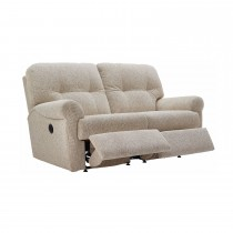 G Plan Winslet 2 Seater Double Manual  Recliner Sofa