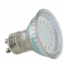 3w Led Gu10 Bulb 240 Lumens, Warm White