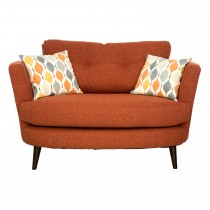 Casa Selborne Oval Cuddler Chair