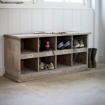 Garden Trading Chedworth 8 Shoe Locker