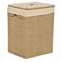 Casa Rectangular Hamper Xx Large, Brown