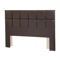 Deep Buttoned Double Headboard
