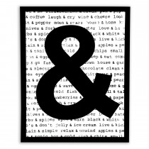 Arthouse Ampersand, Black