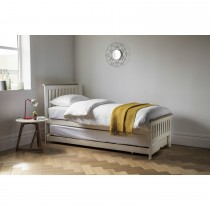 Casa Picton Ivory Single Guest Bed Set
