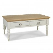 Casa Bampton Coffee Table with Turned Leg