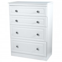 Welcome Pembroke 4 Drawer Deep Chest 4 Draw