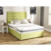Mammoth Pocket 1600 Small Double 4 Drawer Divan