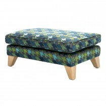 Casa Cushion Top Footstool