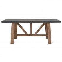 Garden Trading Chilson Table Small, Cement