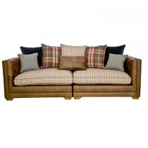 Alexander & James Wallace Maxi Split Sofa