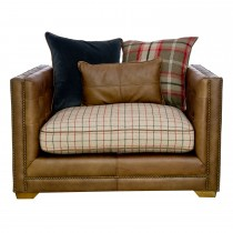 Alexander & James Wallace Snuggler Chair