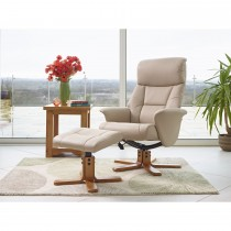Casa Mimet Chair & Footstool