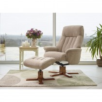 Casa Ramatuelle Chair & Footstool